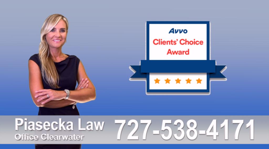Reviews, Client Choice Avvo, Attorney, Lawyer, Opinie, Prawnik, Adwokat, Agnieszka Piasecka, Aga Piasecka, Piasecka, Opinie klientów